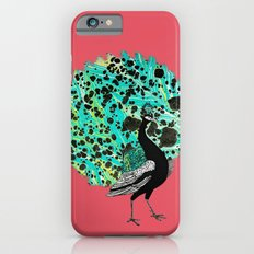 Neon Peacock iPhone 6s Slim Case