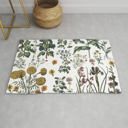 plants collection Rug