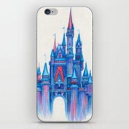 Magic in the Air iPhone Skin
