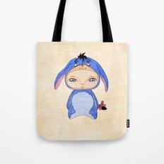A Boy - Eeyore Tote Bag