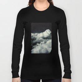 A Bird's Dream Long Sleeve T-shirt
