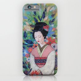 always a maiko iPhone Case