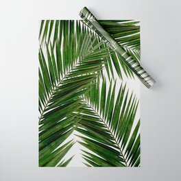 Palm Leaf III Wrapping Paper