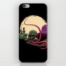 Not dead yet iPhone Skin