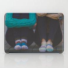 wool socks. iPad Case