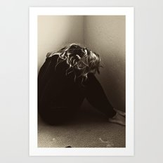 Sound of Sorrow Art Print