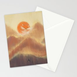 Journey with FOX 2 Stationery Cards