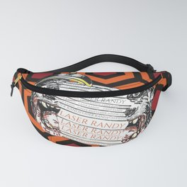 LASER RANDY shine Fanny Pack