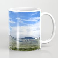 norway Mugs featuring Rondane - Norway by AstridJN