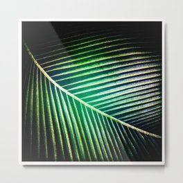 Green Collection Metal Print