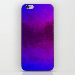 Deepest Purple iPhone Skin