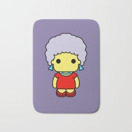 patty style pin y pon Bath Mat