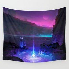 PHAZED PixelArt 8 Wall Tapestry