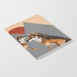 Wolves of the World: Iberian wolf (GREFA) Notebook