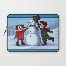 Sterek Winter Laptop Sleeve