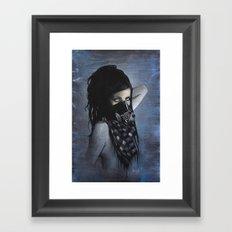Nicole Lazuli Framed Art Print