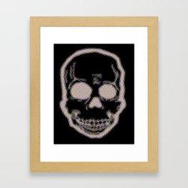 Trippy Framed Art Print