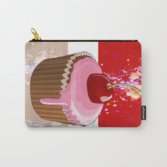 Cupcake-1 Carry-All Pouch