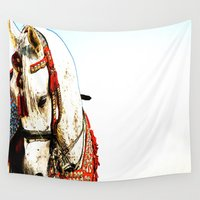 spain Wall Tapestries featuring Andalucia, Spain by arnedayan
