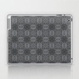 Sharkskin Geometric Floral Laptop & iPad Skin