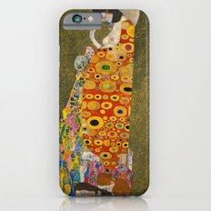 Gustav Klimt - Hope, II iPhone 6 Slim Case