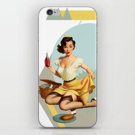 Gloria iPhone Skin