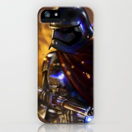 Phasma iPhone Case