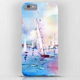 Wind in my Sail iPhone Case