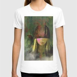 Queen crow T-shirt