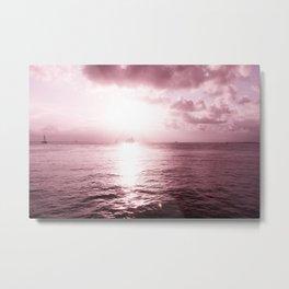 FLORIDA KEYS DAYDREAMS #004. Metal Print