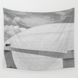 Niemeyer | architect | National Museum Wall Tapestry