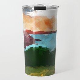 Skaneateles Lake :: Landscape Travel Mug