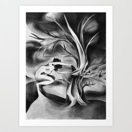 Another Creation Story Art Print