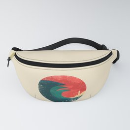 The wild ocean Fanny Pack