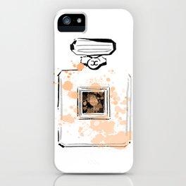 Beghe Perfume iPhone Case