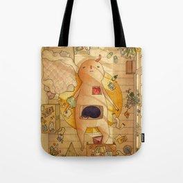 Malaise Tote Bag