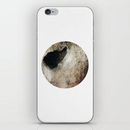 Golden circle iPhone Skin
