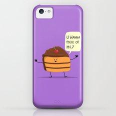Trouble Caker! iPhone 5c Slim Case