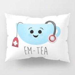 EM-Tea Pillow Sham