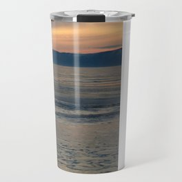 Loneliness is in ices Travel Mug
