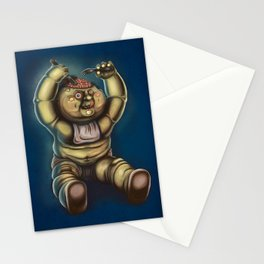 Tubby Zombie Stationery Cards