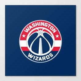 WashingtonWizards Logo Canvas Print