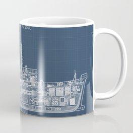The Belafonte Blueprint Coffee Mug