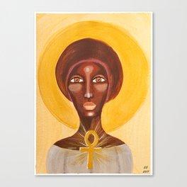 Goddess no 16 Canvas Print