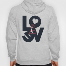 All you need is love, The Beatle music quote, Valentine's Day, just married, couples gift, present Hoody