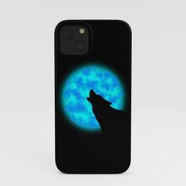 Howlin' iPhone Case