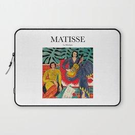Matisse - La Musique Laptop Sleeve
