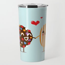 A Perfect Pair Travel Mug