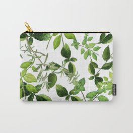 I Never Promised You an Herb Garden Carry-All Pouch