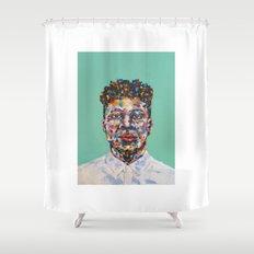 Mick Jenkins Shower Curtain